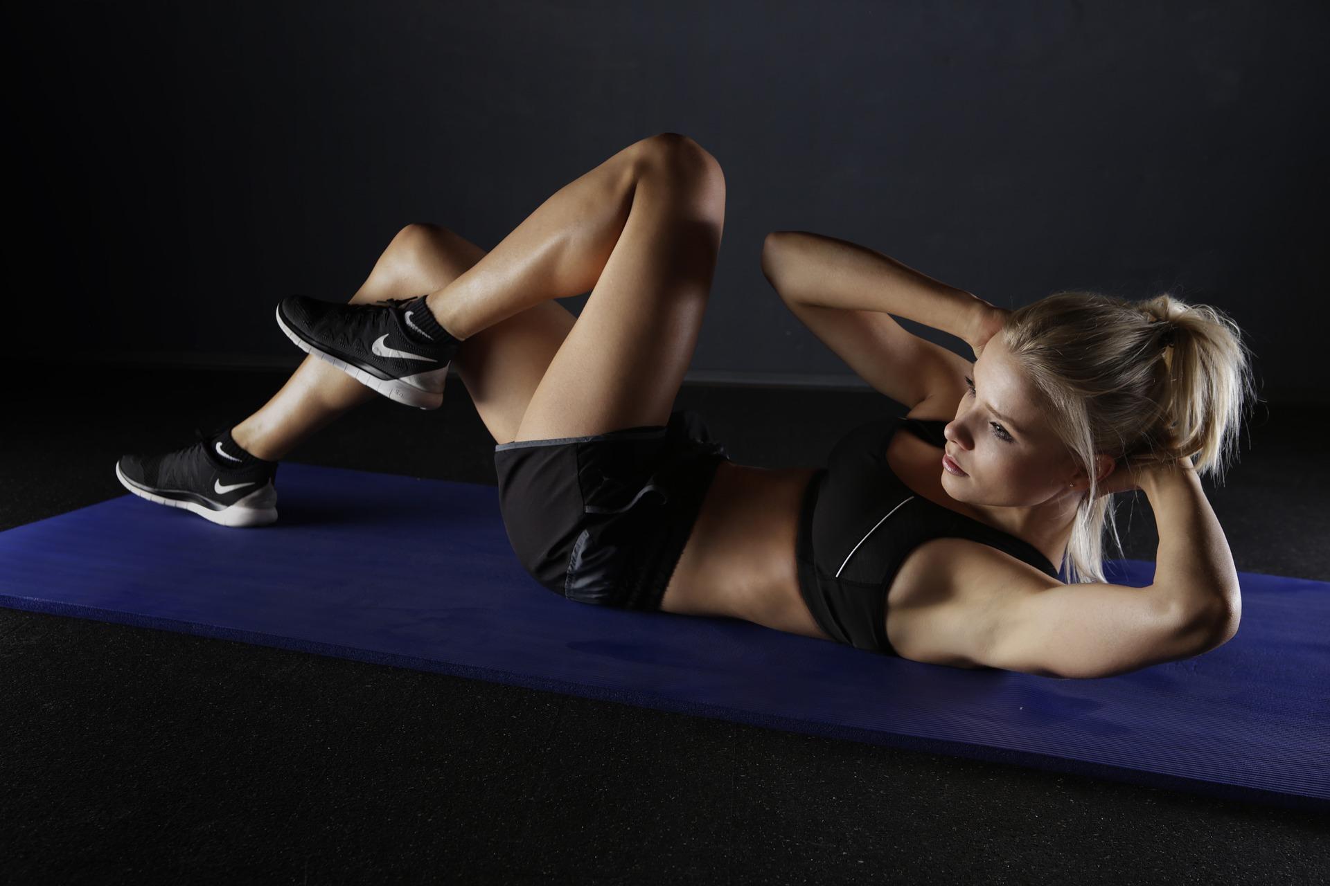 Kroppen känner av 10 dagar utan träning