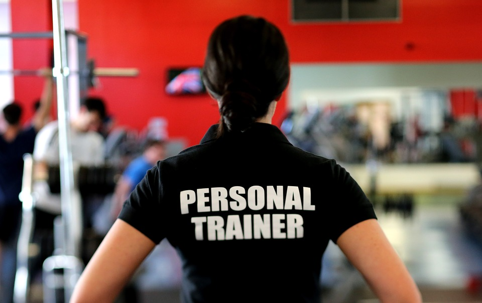 Jobba med träning – bli PT