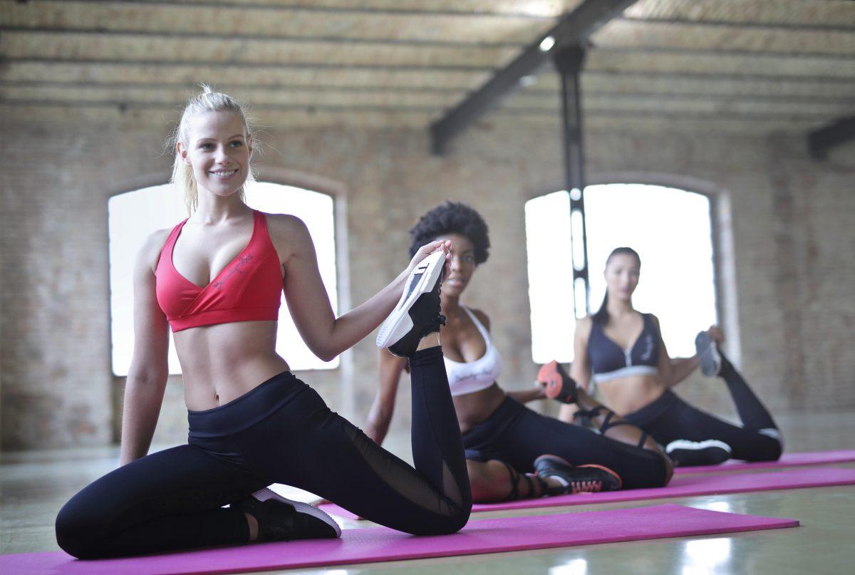 Roliga träningsformer